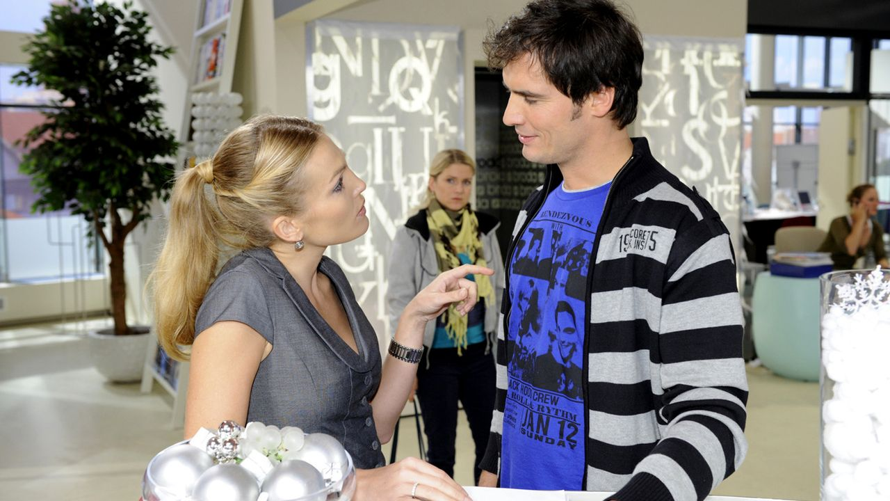 05-Anna-und-die-Liebe-Folge-330-Sat1-Oliver-Ziebe - Bildquelle: SAT.1 Fotograf: Claudius Pflug