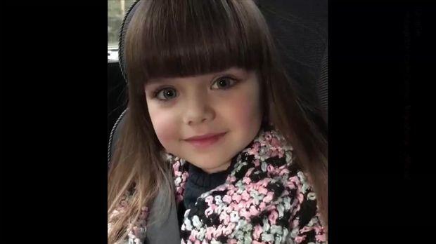 """Anastasiya Knyazeva: Russin ist """"Schönstes Mädchen der Welt"""