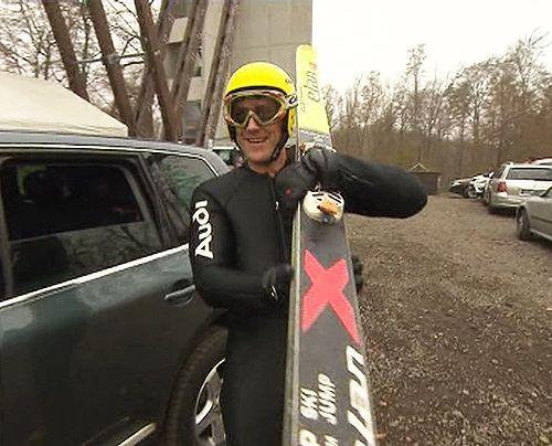 fruehstuecksfernsehen-jan-hahn-skispringen-002 - Bildquelle: Sat.1