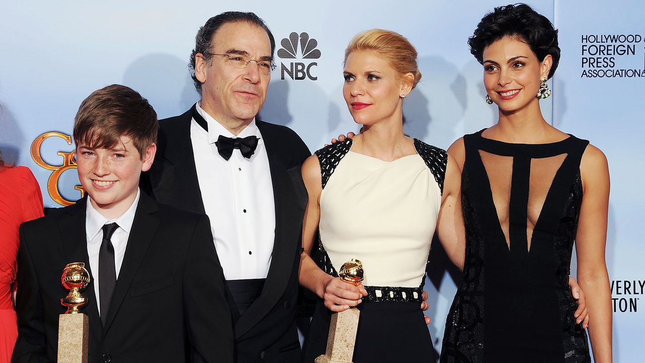 Jackson-Pace-Mandy-Patinkin-Claire-Danes-Morena-Baccarin-12-01-15-getty-AFP - Bildquelle: getty-AFP