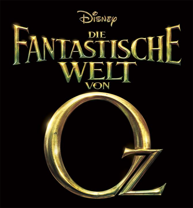 Die fantastische Welt von Oz - Logo - Bildquelle: Disney. All rights reserved