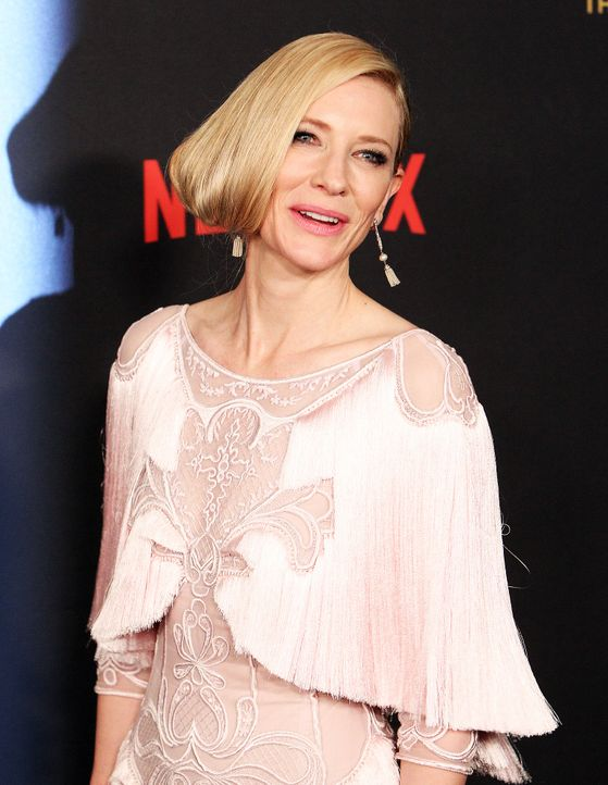 Cate-Blanchett-160110-AFP - Bildquelle: getty-AFP