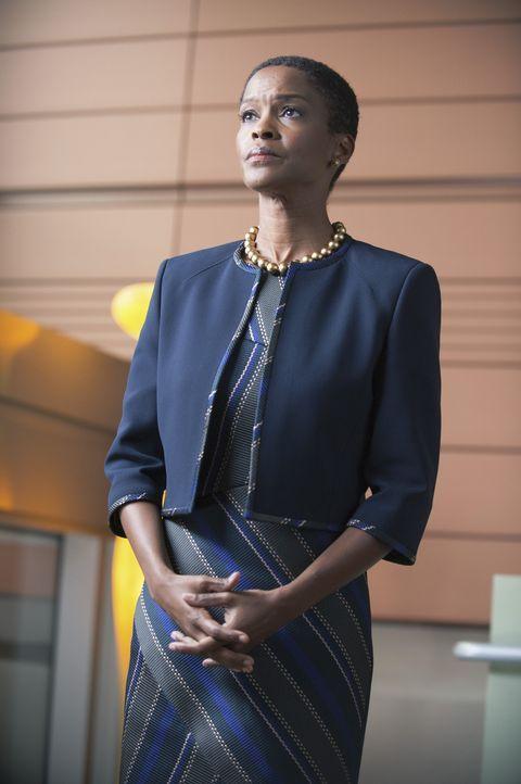 Kann Angela Matthews (Kim Hawthorne) dem Team bei den Ermittlungen in einem neuen Mordfall weiterhelfen? - Bildquelle: ABC Studios