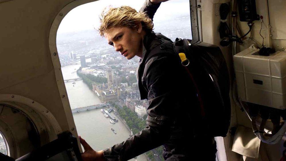 Stormbreaker - Bildquelle: Liam Daniel Samuelsons / IoM Film. / Liam Daniel