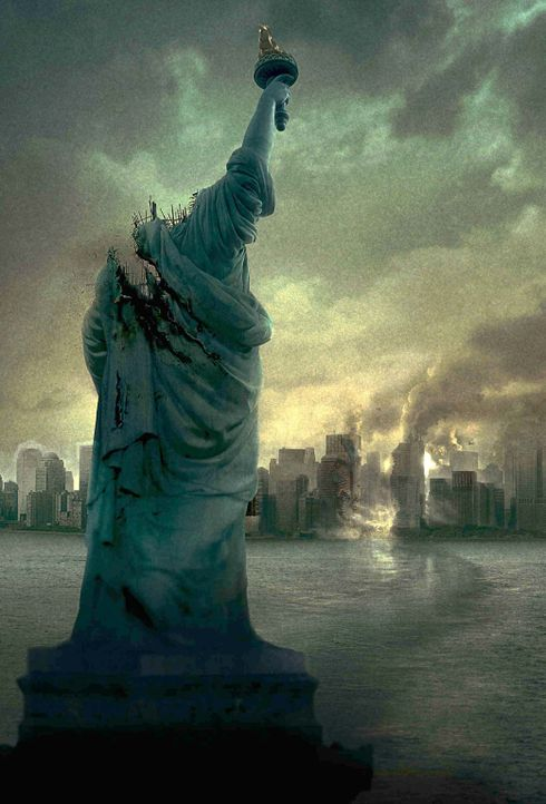 Cloverfield - Artwork - Bildquelle: Paramount Pictures