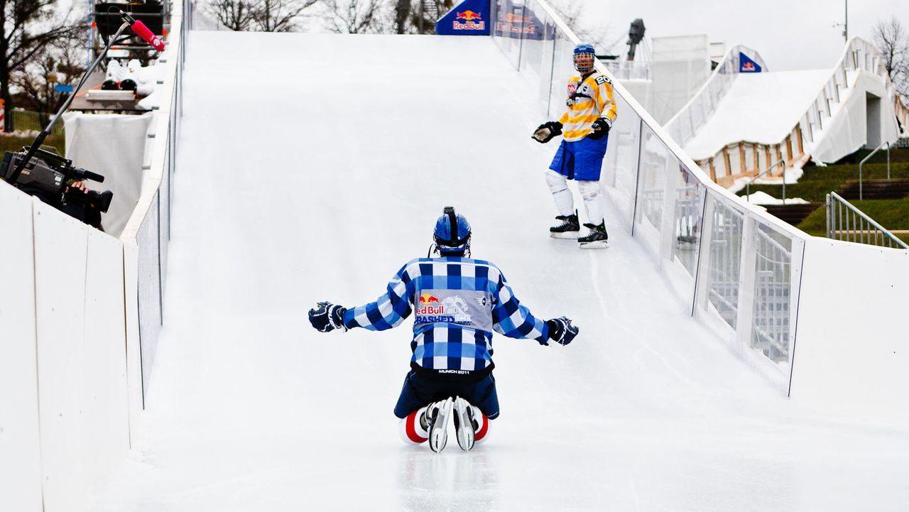 fruehstuecksfernsehen-matthias-killing-allgemein-008 - Bildquelle: Red Bull Crashed Ice/Hans Herbig Photography