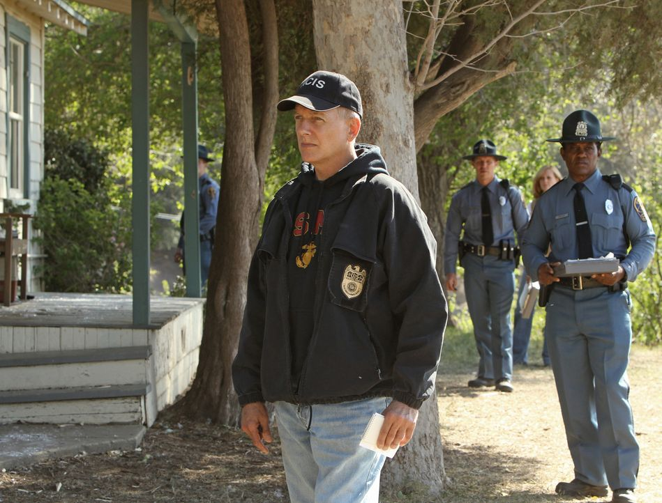 Ein neuer Fall wartet auf Gibbs (Mark Harmon) und seine Leute ... - Bildquelle: CBS Television