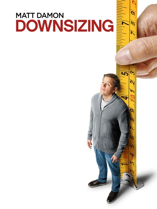 Downsizing - Artwork - Bildquelle: 2017 Paramount Pictures. All Rights Reserved.