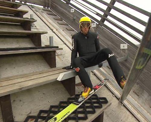 fruehstuecksfernsehen-jan-hahn-skispringen-012 - Bildquelle: Sat.1