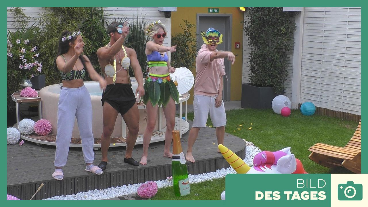 """Promi Big Brother"" 2019: Sommerparty - Tag 5 - Bildquelle: SAT.1"