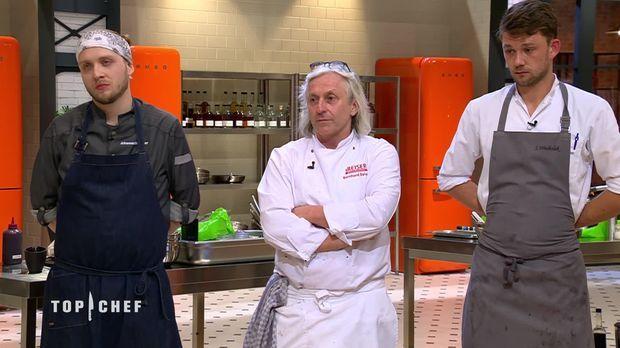 Top Chef Germany - Top Chef Germany - Staffel 1 Episode 4: Top Chef Germany - Die Letzte Chance: Johannes, Bernhard Und Sven