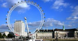 London Eye London Pixabay
