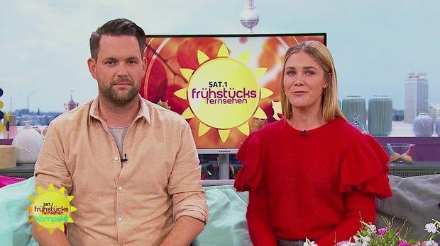 Frühstücksfernsehen - Frühstücksfernsehen - 22.11.2019: Von Supercar Blondie, über Den Stadtplan Bis Zum Bambi