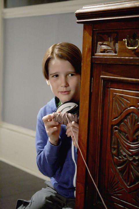 Finn (Christian Martyn) weiß, wie er den Einbrechern bei sich daheim das Handwerk legen kann ... - Bildquelle: 2012 Twentieth Century Fox Film Corporation.  All rights reserved.