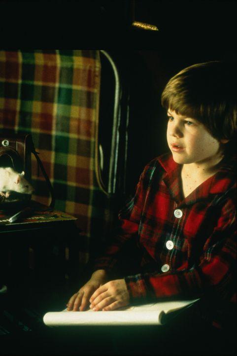 Der an Windpocken erkrankte Alex Pruitt (Alex Linz) muss das Haus hüten ... - Bildquelle: 1997 Twentieth Century Fox Film Corporation. All rights reserved.