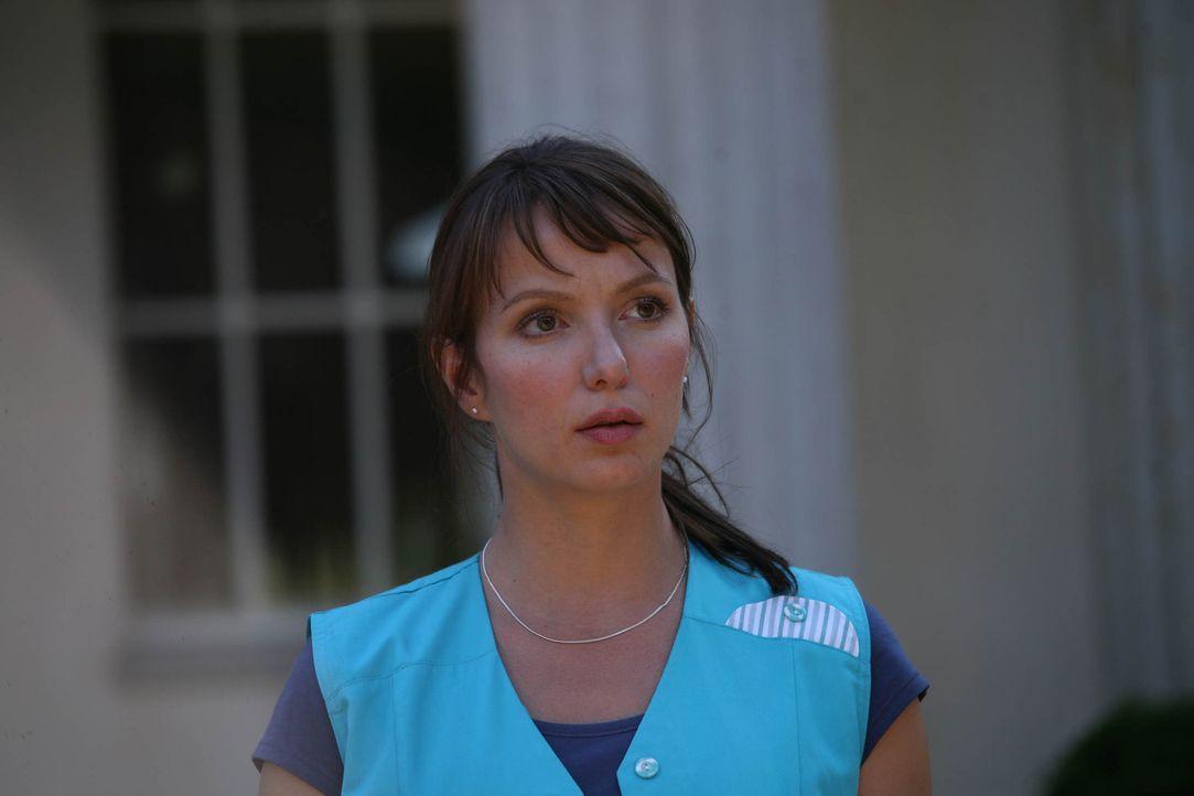 Als Maja (Julia Koschitz) aus einer renommierten Anwaltskanzlei rausfliegt, steht für sie sofort fest, dass am Kündigungsgrund manipuliert wurde.... - Bildquelle: Volker Roloff ProSieben