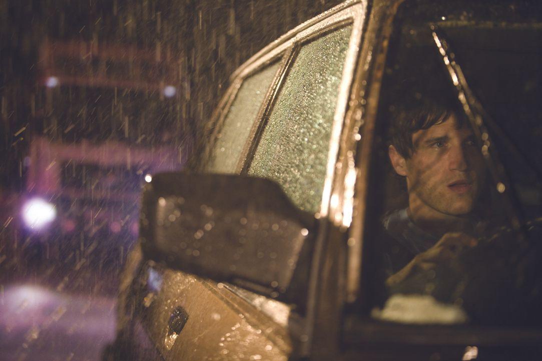 Eine lange Nacht des Grauens erwartet ihn: Zakes Abbot (Will Ash) ...