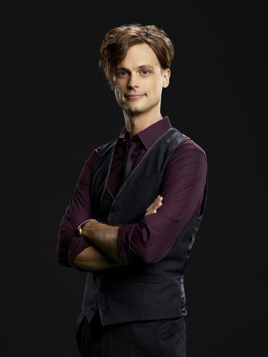 (9. Staffel) - Im Auftrag des FBIs versucht Dr. Spencer Reid (Matthew Gray Gubler), jeden Serientäter zu entlarven ... - Bildquelle: ABC Studios