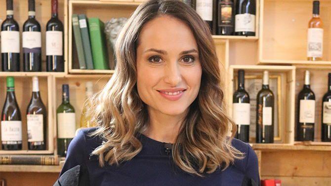 Moderatorin und Food-Bloggerin Zoe Torinesi