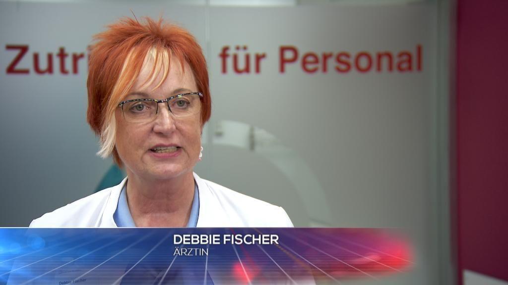 +ärztin - Debbie Fischer - Bildquelle: SAT.1
