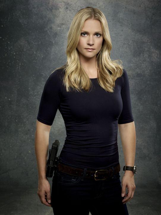 """(8. Staffel) - Mitglied der B.A.U., einer FBI-Einheit, die sich mit verhaltensauffälligen Tätern beschäftigt:  Jennifer """"J.J."""" Jareau (A.J. Cook) ..... - Bildquelle: ABC Studios"""