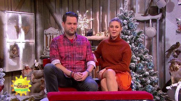 Frühstücksfernsehen - Frühstücksfernsehen - 16.12.2019: Promi-skandale, Weihnachtlicher Klischee-check & Ein Ghost-dater