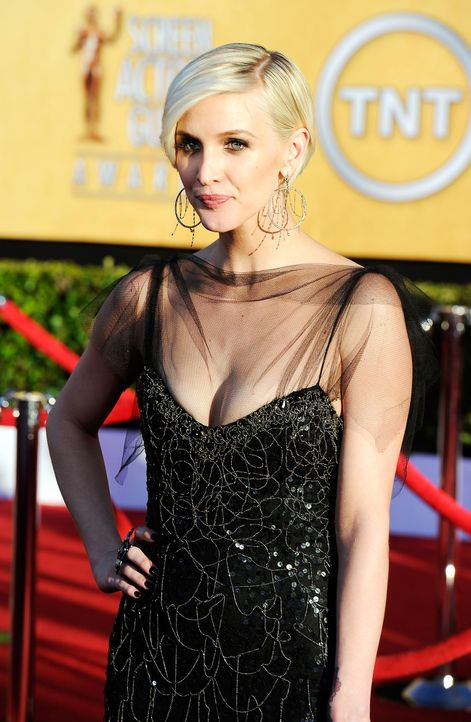 Sängerin Ashlee Simpson bei den Screen Actors Guild Awards (SAG)  - Bildquelle: getty-AFP