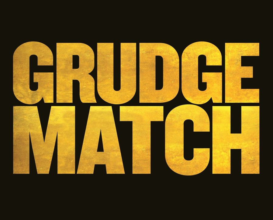 GRUDGE MATCH - Logo - Bildquelle: 2013 Warner Brothers