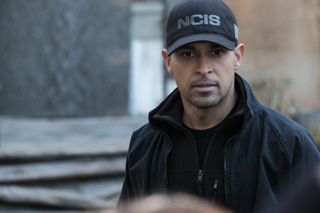 Nick Torres (Wilmer Valderrama) - Bildquelle: Michael Yarish 2019 CBS Broadcasting Inc. All Rights Reserved. / Michael Yarish