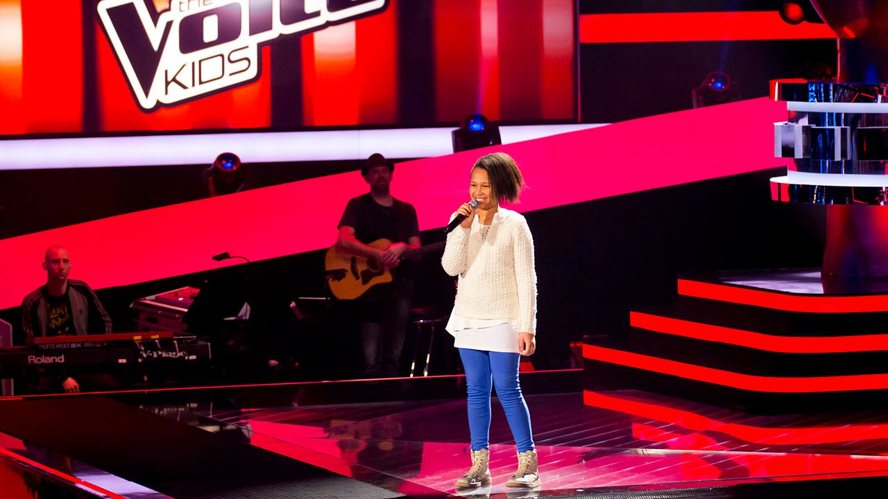 The-Voice-Kids-s01e03-Judith-20 - Bildquelle: SAT.1/Richard Hübner