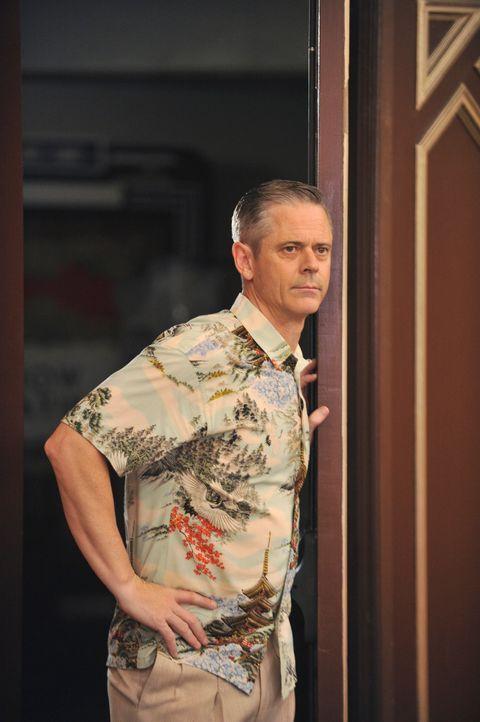 Hotch hat immer wieder Visionen von seinem Gegenspieler Foyet (C. Thomas Howell) ... - Bildquelle: ABC Studios