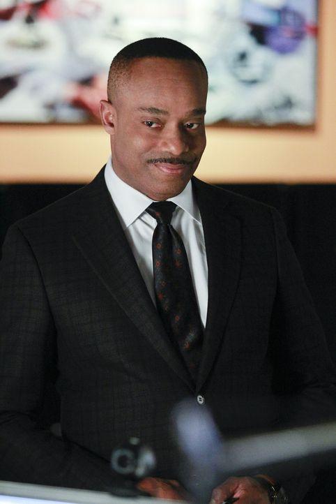 Ein neuer Fall beschäftigt Vance (Rocky Carroll) und seine Kollegen ... - Bildquelle: CBS Television