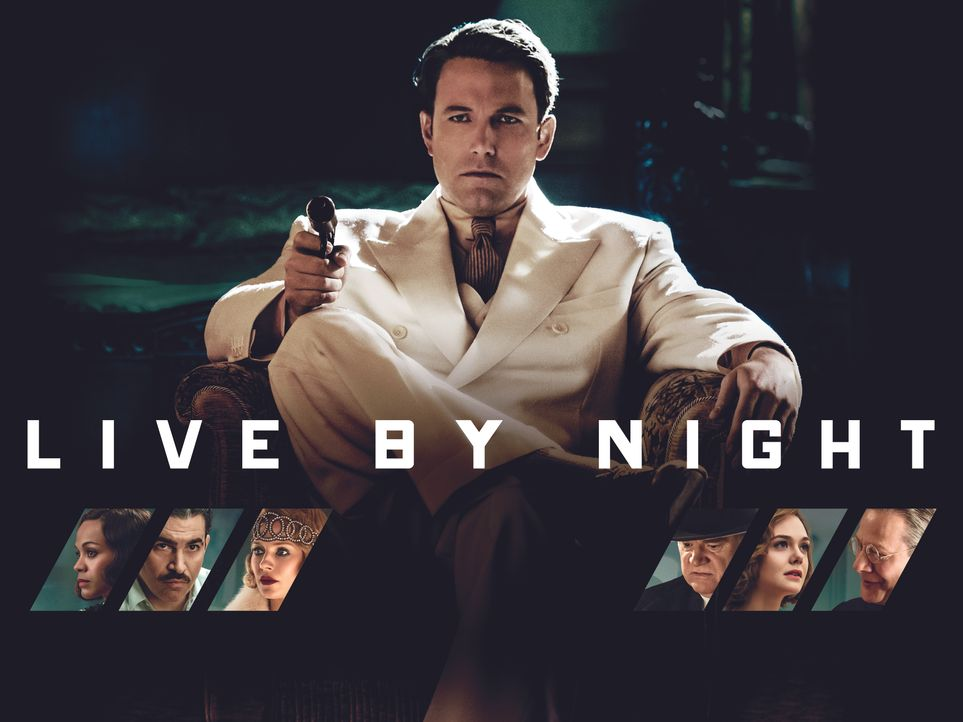 Live By Night - Artwork - Bildquelle: 2016 Warner Bros. Entertainment Inc. and Ratpac-Dune Entertainment LLC. All rights reserved.