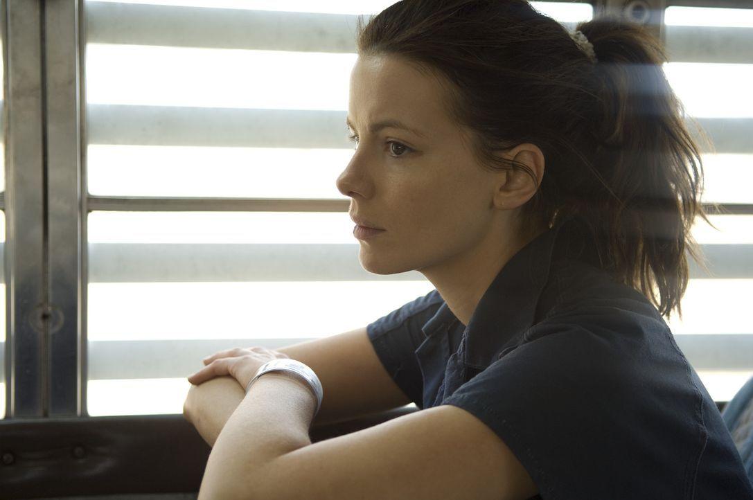 Investigativer Journalismus basiert auf Vertraulichkeit zwischen Journalisten und Informanten. Das weiß Rachel Armstrong (Kate Beckinsale) nur zu g... - Bildquelle: 2008 Nothing but the Truth Productions, LLC.
