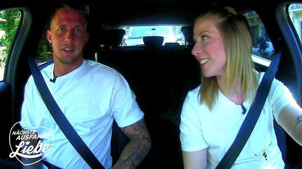Nächste Ausfahrt Liebe - Nächste Ausfahrt Liebe - Tattoos Und Krasse Augen: Julias Blind Date Mit Kevin