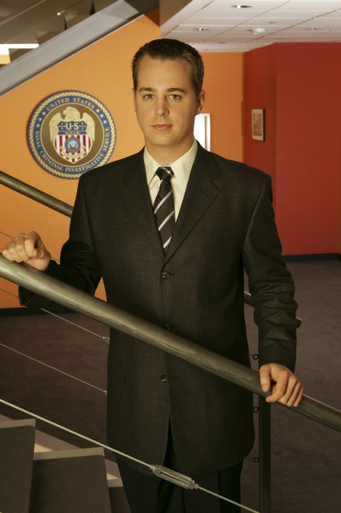 (2. Staffel) - Neu in Gibbs Team: Agent Tim McGee (Sean Murray) ... - Bildquelle: CBS Television