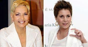 """Im Juli 2013 löste Vanessa Blumhagen Sibylle Weischenberg (links) beim """"..."""