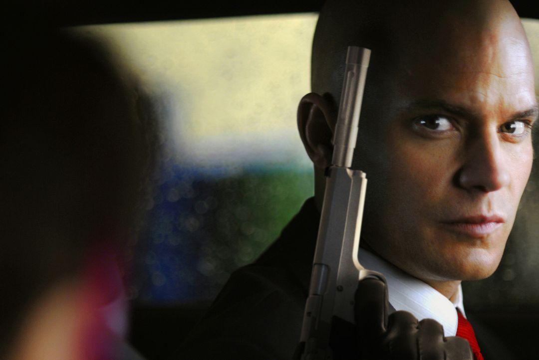 Eigentlich wurde Agent 47 (Timothy Olyphant) erschaffen, um das Übel auf der Welt zu eliminieren, doch plötzlich soll er selber ausgelöscht werden.... - Bildquelle: Frédérique Barraja 2007 Twentieth Century Fox Film Corporation.  All rights reserved.