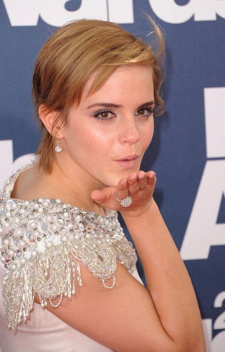 Emma-Watson - Bildquelle: AFP-Getty