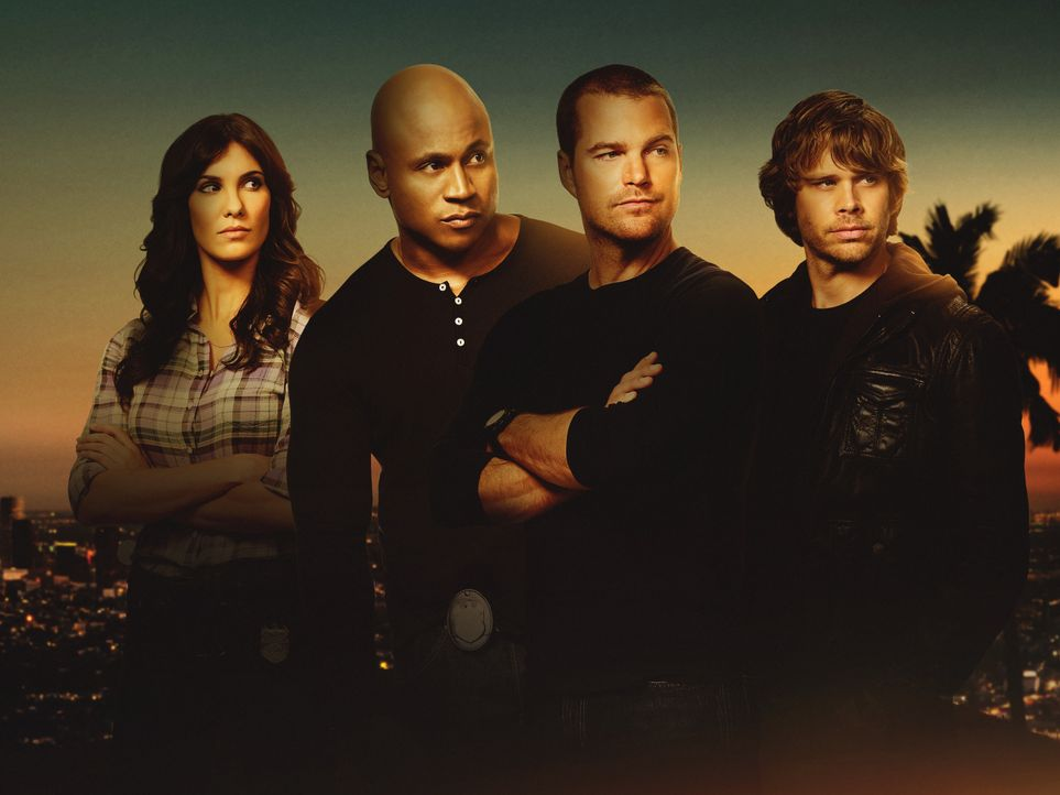 (12. Staffel) - NCIS: Los Angeles - Artwork - Bildquelle: 2020 CBS Broadcasting Inc. All Rights Reserved.