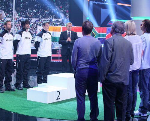 Das große Allgemeinwissensquiz - Bilder aus Show 2 - Bildquelle: Sat1 FrankHempel