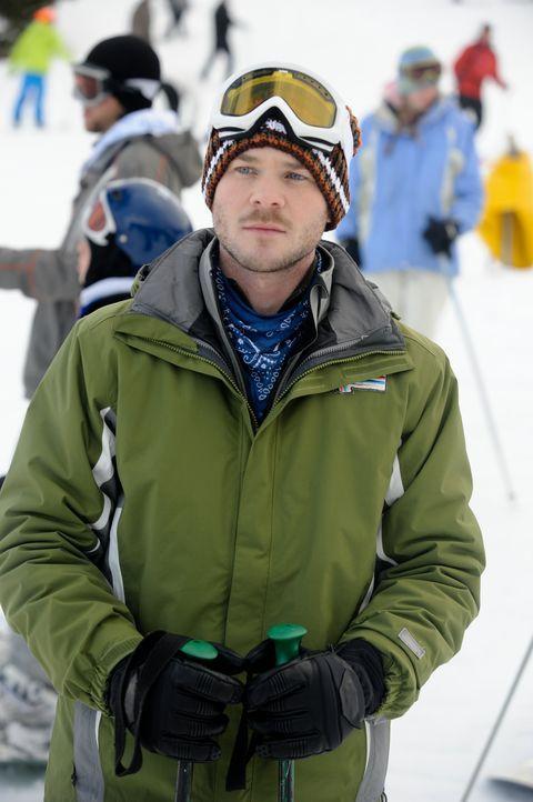 Ein herrlicher Tag auf der Skipiste endet für Joe (Shawn Ashmore) und seine Freunde in einer Katastrophe ... - Bildquelle: Fred Hayes Frostbite Features, Inc.