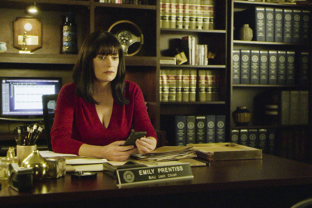 Emily Prentiss (Paget Brewster) - Bildquelle: 2018 CBS Broadcasting, Inc. All Rights Reserved.