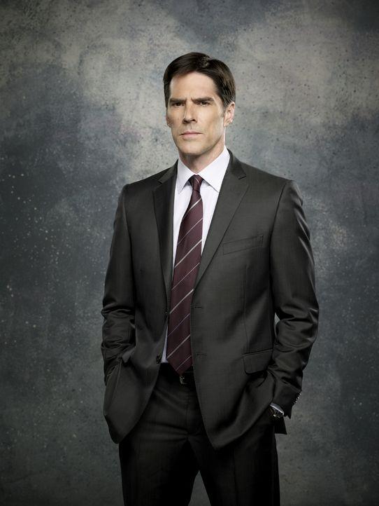 (7. Staffel) - Gemeinsam mit seinem Team bringt Aaron Hotchner (Thomas Gibson) jeden Serientäter zur Strecke ... - Bildquelle: ABC Studios