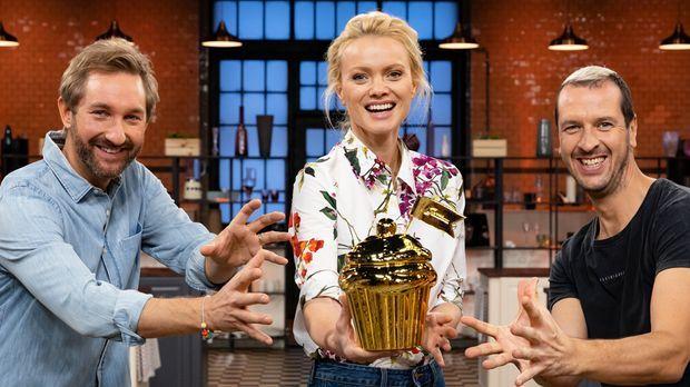 Das Große Promibacken - Das Große Promibacken - Folge 6: Ein Finale Mit (schaum-)kuss Und Goldenem Cupcake