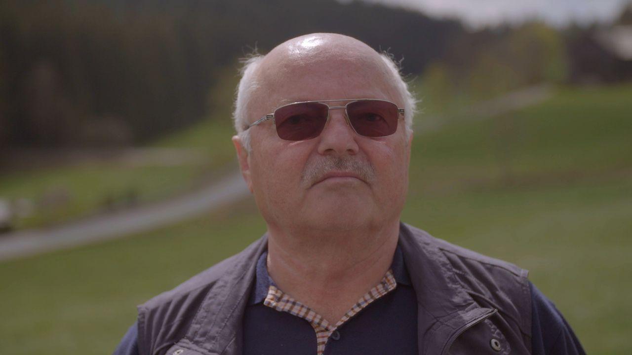 Günter Wetzel - Bildquelle: KR. Film