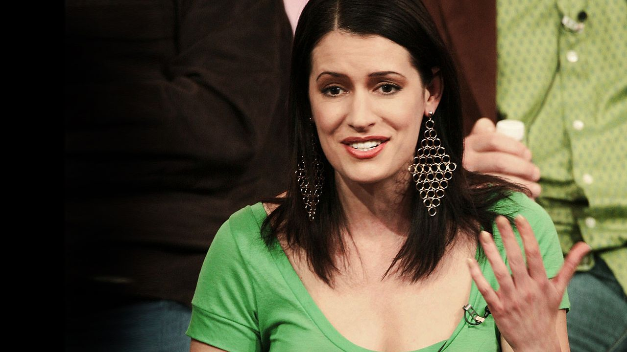 paget-brewster-06-01-19-diskutiert-getty-AFP - Bildquelle: getty-AFP
