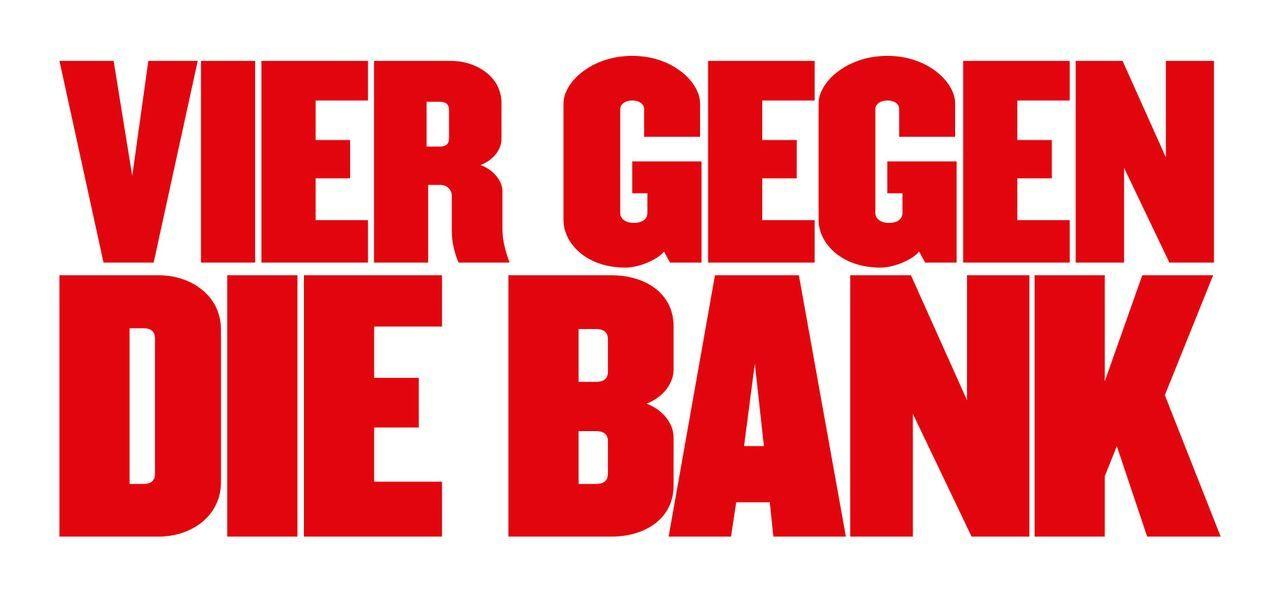 Vier gegen die Bank - Logo - Bildquelle: 2016 Hellinger/Doll Filmproduktion GmbH/Warner Bros. Entertainment GmbH. All rights reserved.