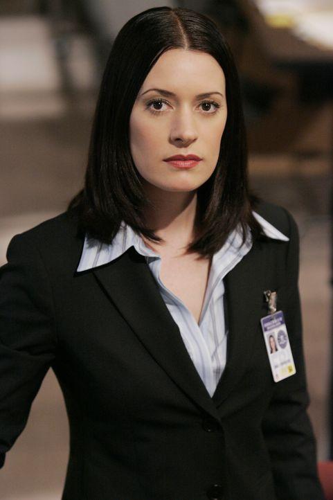(2. Staffel) - Neues Mitglied im Team: Emily Prentiss (Paget Brewster) ... - Bildquelle: Touchstone Television