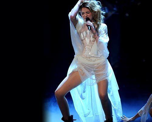 Galerie: Miley Cyrus - Bildquelle: AFP